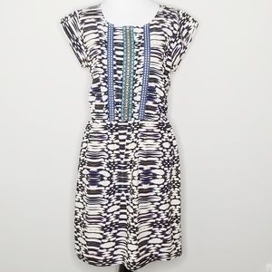 NWT Collective Concepts Embroidered Dress M